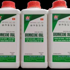 Brohexine Oral