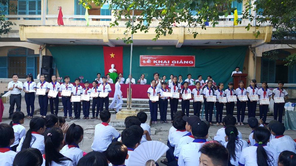 Truong Phan Van Hung - hoc bong
