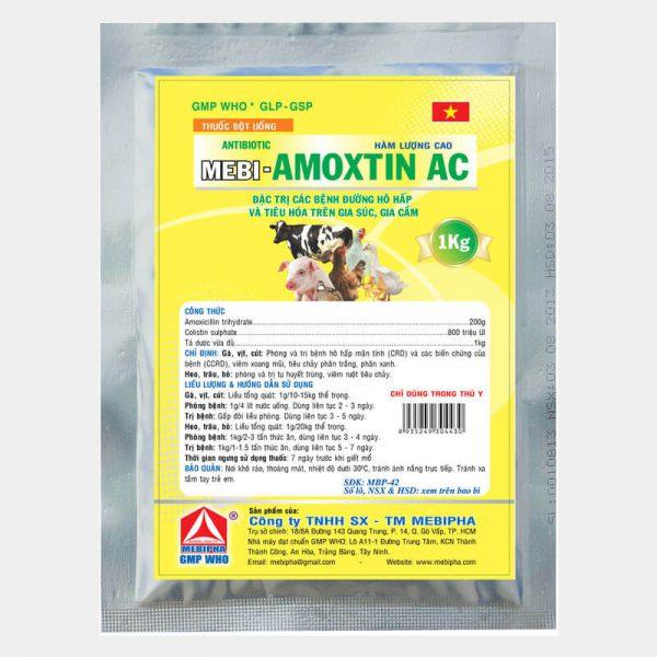 AMOXTIN-AC